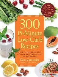 delicious low carb recipes