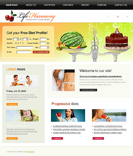 websites for weight loss