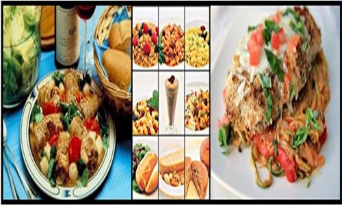 High protein low-carb diet menu