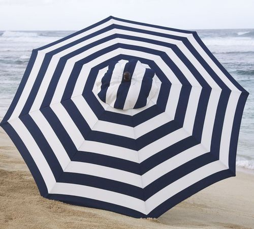 Round Umbrella from Pottery Barn