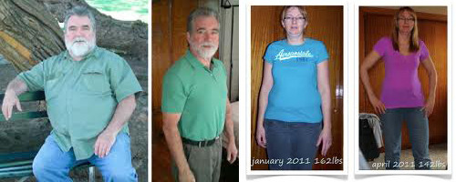 I lost half my size on low carb diet