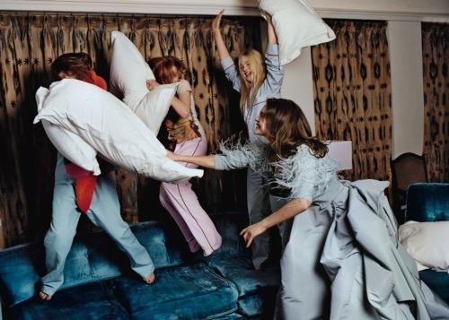 Resultado de imagem para festa do pijama tumblr