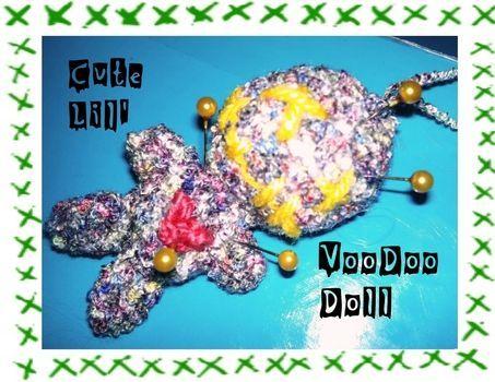 Cute Lil' Voodoo Doll (free pattern) (1/3)