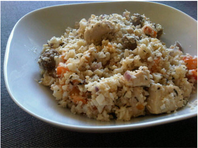 Low Carb Side Dishes 1