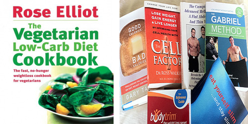 low carb diet books