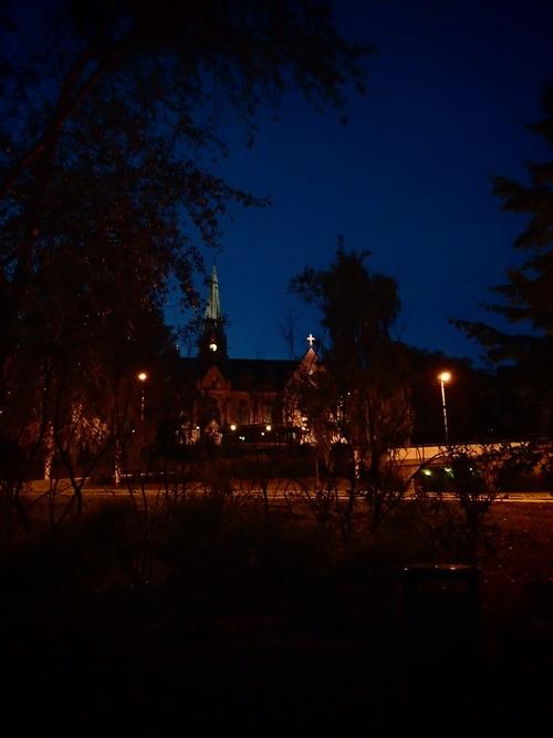 Stadskyrkan i Umeå
