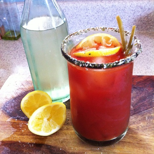 INFUSED VODKA PT IV : THE ULTIMATE BLOODY MARY
