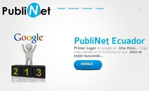 Marketing en motores de búsqueda en Ecuador