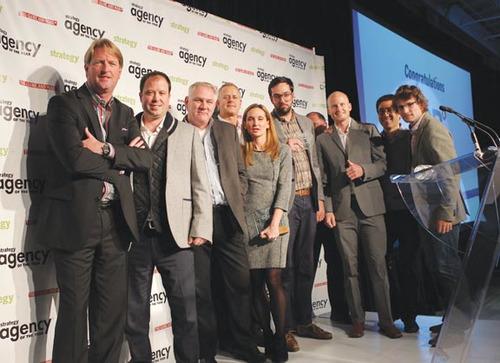 Tribal DDB Canada Digital Agency of the Year
