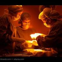 Behind Closed Doors - Surgical Photography