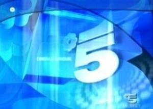 Risultati immagini per canale cinque