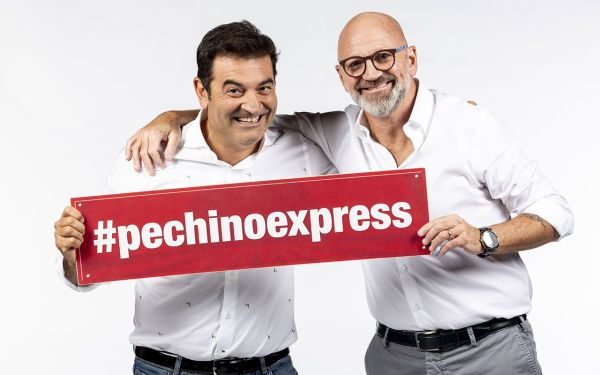 Pechino Express 2020, Max Giusti e Marco Mazzocchi: chi sono i Gladiatori (VIDEO)
