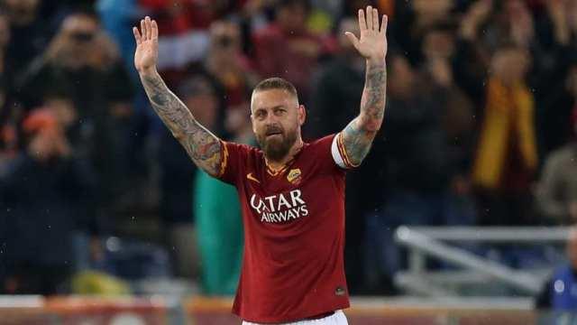Boca: Roma quiere a Daniele De Rossi