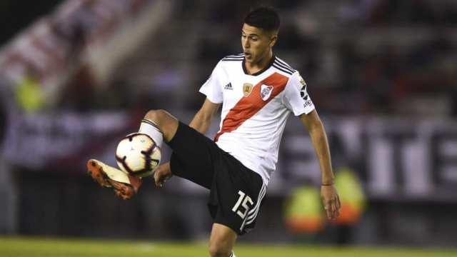 El motivo por el que Exequiel Palacios no fue a Real Madrid