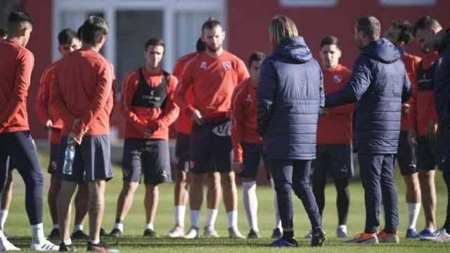 El equipo ideal de Beccacece en Independiente
