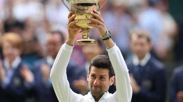 Djokovic, histórico
