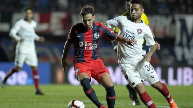 Copa Libertadores: San Lorenzo-Cerro Porteño: empate en el Bajo Flores