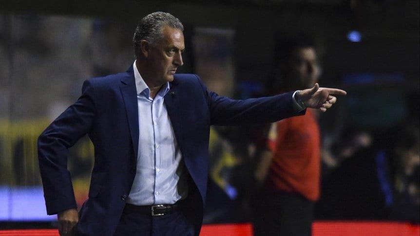 Alfaro le pegó a la Conmebol y aseguró que irá a pedir explicaciones por la semifinal ante River