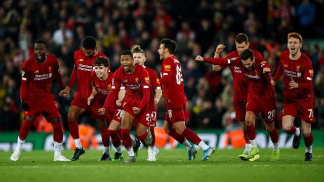 ¡Insólito! Dos días, dos partidos, dos continentes, un solo equipo: el increíble calendario del Liverpool