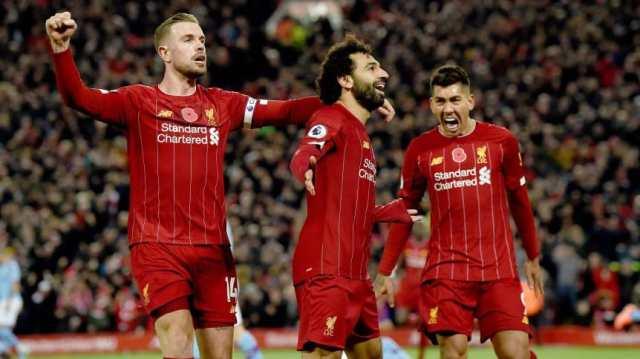 Liverpool venció a Manchester City y estiró la diferencia