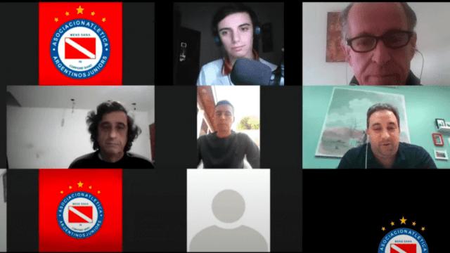 La innovadora idea de Argentinos: charlas virtuales con los socios