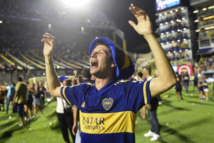 Boca avanza por la renovación de Franco Soldano