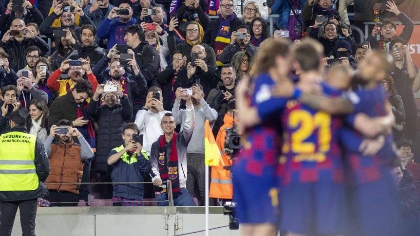 España avanza con el protocolo para la vuelta del público a los estadios