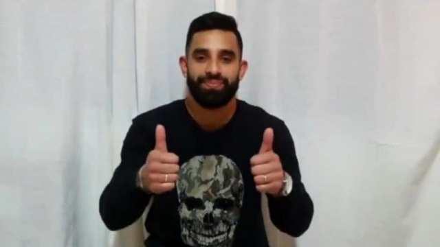 Representante de Herrera: 'Jonathan se siente bien aunque está shockeado'