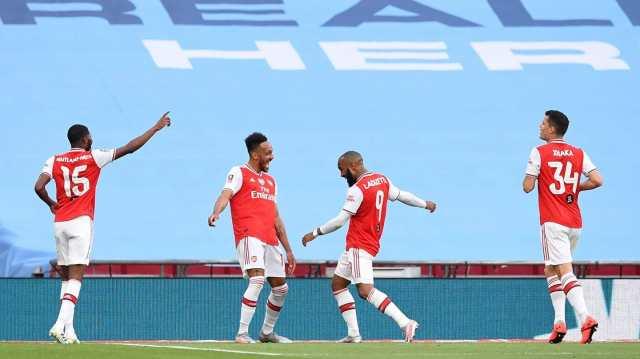 Arsenal le ganó al City y jugará la final