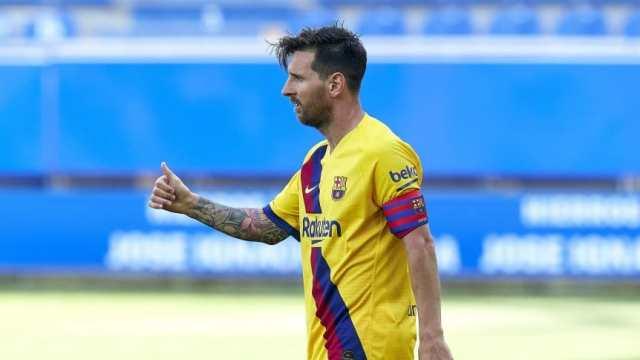 Messi: 'Ahora tenemos que demostrar que dimos el cambio'