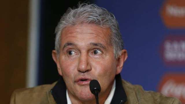Burruchaga, sobre los posibles trueques con Boca: 'Hoy está todo trabado'