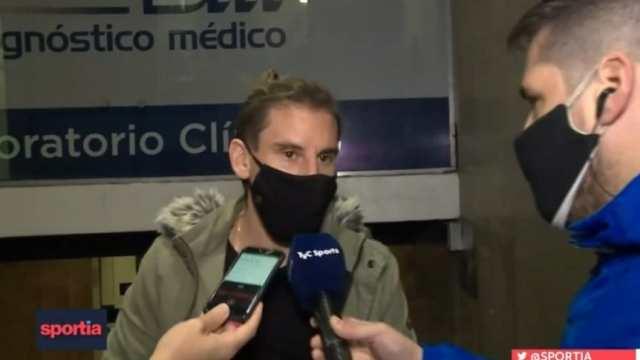 Sebastián Beccacece: 'Hay una desventaja marcada en relación al tiempo de preparación'