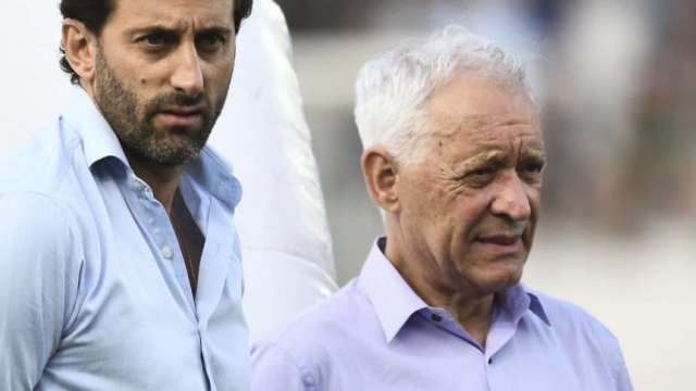 Víctor Blanco y la renovación de Javier García en Racing: 'Es un tema terminado'