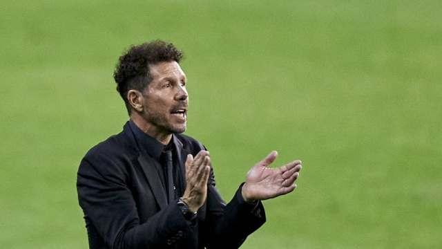 """Simeone: """"Lo importante no es ganar, sino que es lo único que hay'"""