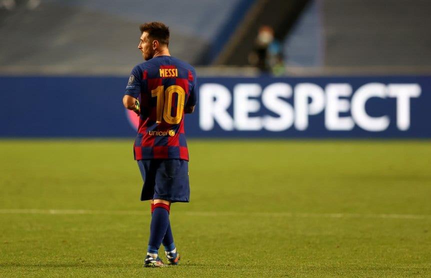 Lionel Messi se queda en Barcelona: primicia de TyCSports.com