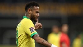 Brazil-Bolivia: Neymar's tremendous double luxury that deserved to be a goal