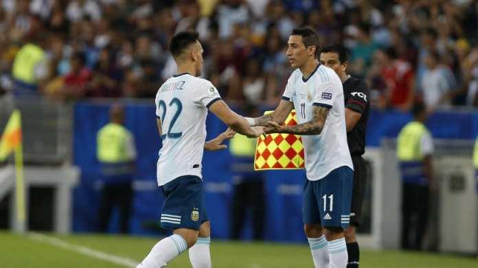 Tres posibles ataques sin Messi para la Selección Argentina