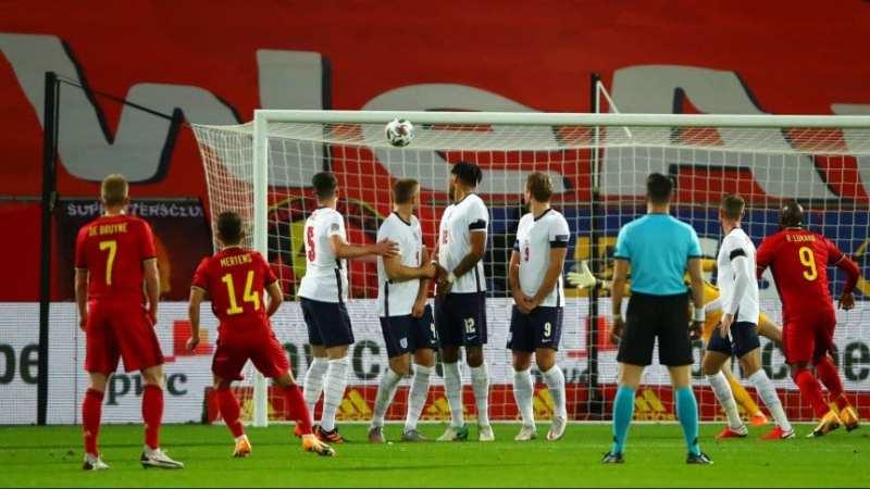 Bélgica arrancó decidido y ya supera 2-0 a Inglaterra - TyC Sports
