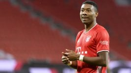 Liverpool joins the fight for David Alaba