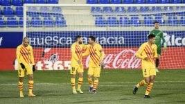 La Liga: With Messi back, Barcelona beat Huesca