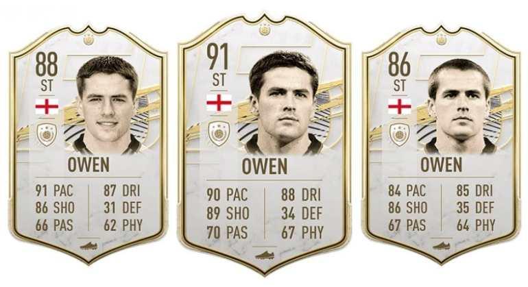 FIFA 21: three new Icons available in SBC