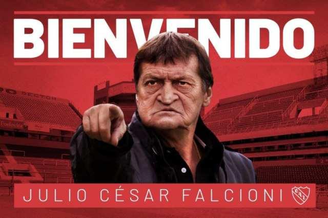 Independiente volvió a los entrenamientos: mañana de hisopados y firma de Falcioni