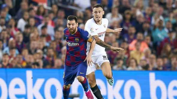 Resultado de imagen para Barcelona de Messi jugará ante Sevilla en las semifinales