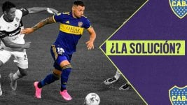 Mauro Zárate, what role do you play in Boca?
