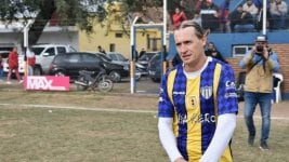 Bastía, from retirement to being president of a Santa Fe club