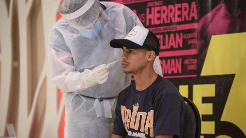 Alberto Melián - Hisopado