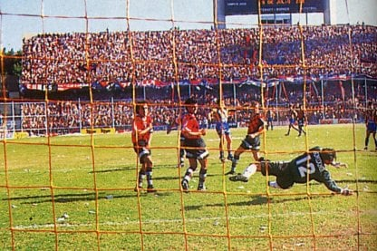 Clásico de Rosario, Apertura 1997