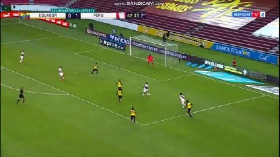 Eliminatorias Sudamericanas: Perú sorprendió a Ecuador y lo derrotó como visitante