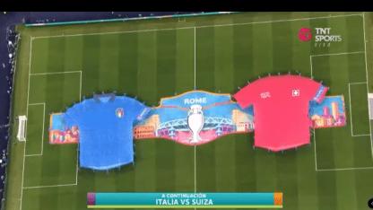 Presentation Italy Switzerland