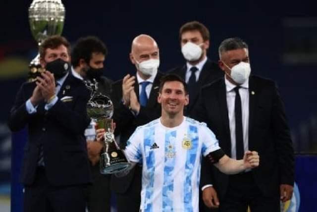 Lionel Messi trofeos